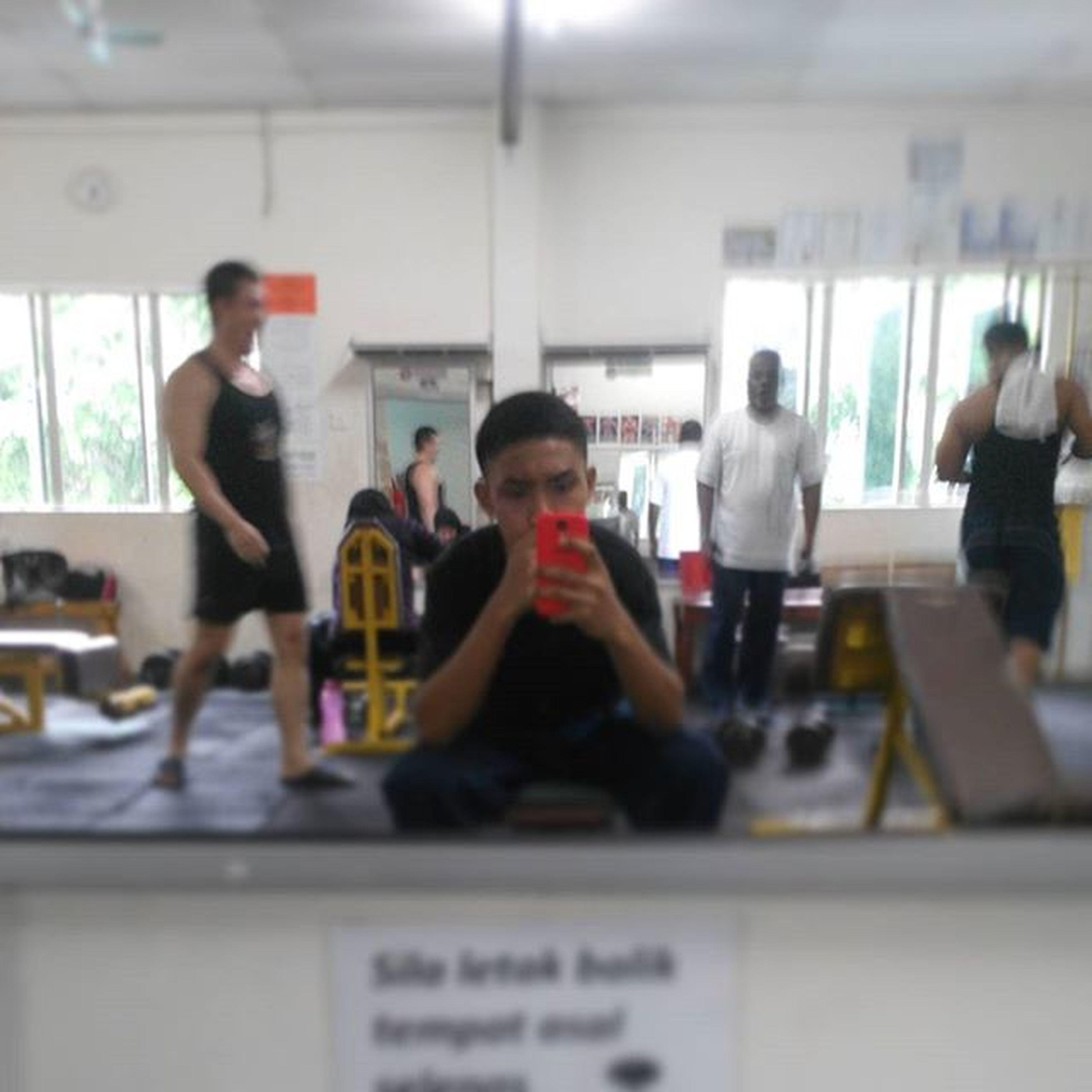 Workout Time... Bigironfitness Bigironfitnesscentre Workout Bodybuilding Fitness