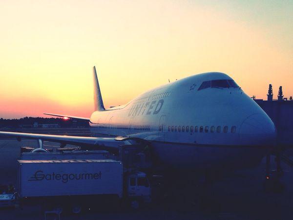 NARITAAIRPORT Plane