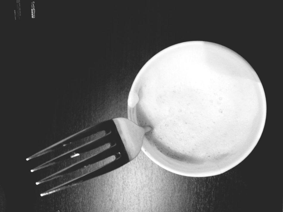 кофе Check This Out Каток Blackandwhite