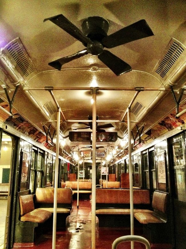 Another Perspective: Pre-MTA Model: AB Standard.  Capacity 260. 5 Preserved. Entered Service From 1915-1960s.