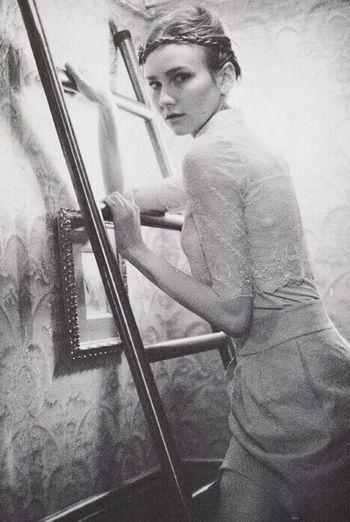 Black And White Portrait The Portraitist - 2014 EyeEm Awards Vintage