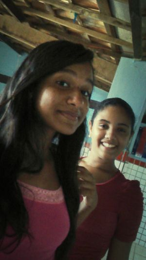 Lindas ...eu e ela
