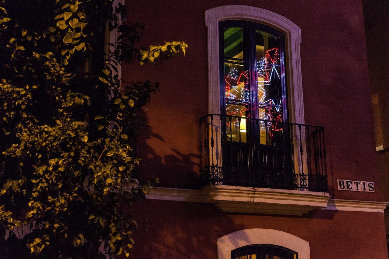 Architecture Betis Calle Betis Christmas Christmas Lights Citylights Day Flower Indoors  Night Photography No People SPAIN Streetphotography Tourism Travel Travel Destinations Tree