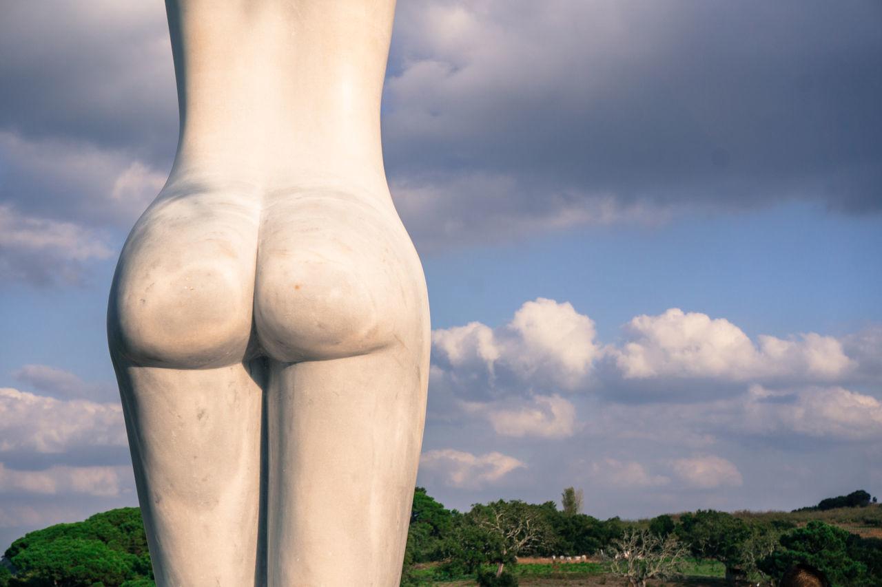 Adult Athlete Buddha Buddha Eden Cloud - Sky Day Human Body Part Leisure Activity Nasmgraphia Nature Outdoors People Sky Women