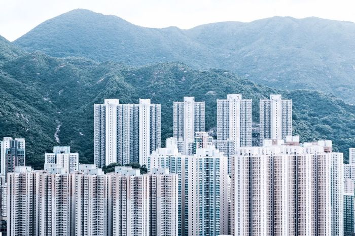 Architecture HongKong Hongkong Photos Hong Kong Architecture Cityscape Hiking Hongkongphotography High Angle View Canonphotography The Week Of Eyeem Architecture_collection The Graphic City