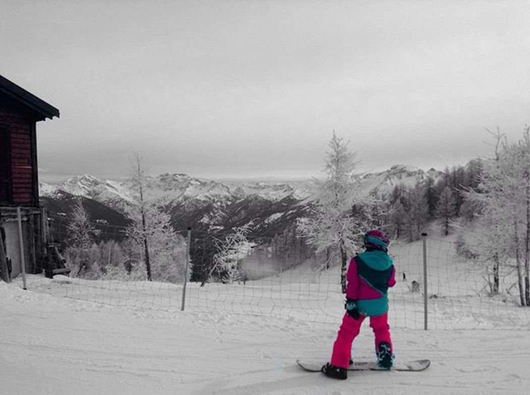 Skiing 1/4 Mountains Snowboard Snowboarding Snow Coloursplash Italy Ski Sauzedoulx Italian SonyA7s Sonyimages SonyA5000 Sonyphotography