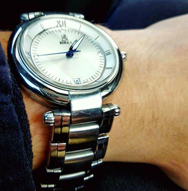My Birks Watch Birks Stainless STAINLESSSTEEL Maisonbirks Crystalminerals Quartz