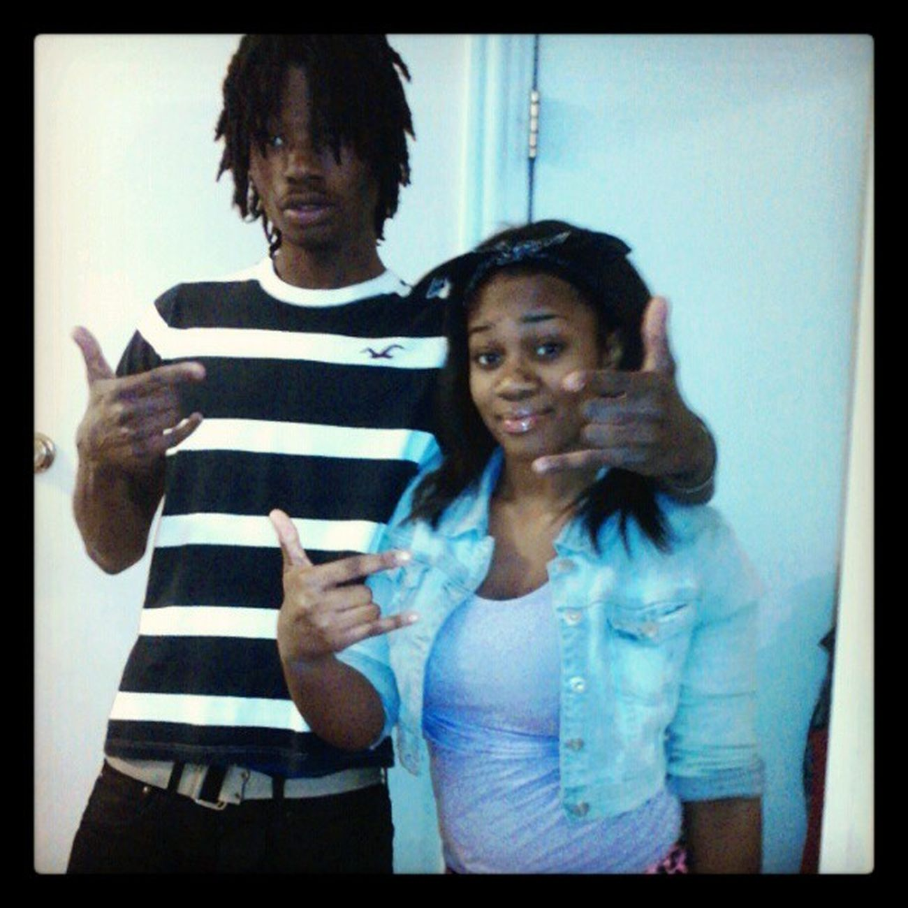 MarloSosa3hunna 300 OTF N 'sup that's what's up