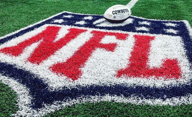 NFL Football NFL Americanfootball American Football Ball Dallas Cowboys AT&T Stadium Football Football Field