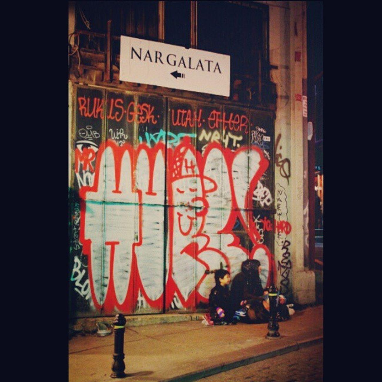Nargalata Galata Istiklalcaddesi Istanbul istanbuldayasam hayat hayatsokaklarda