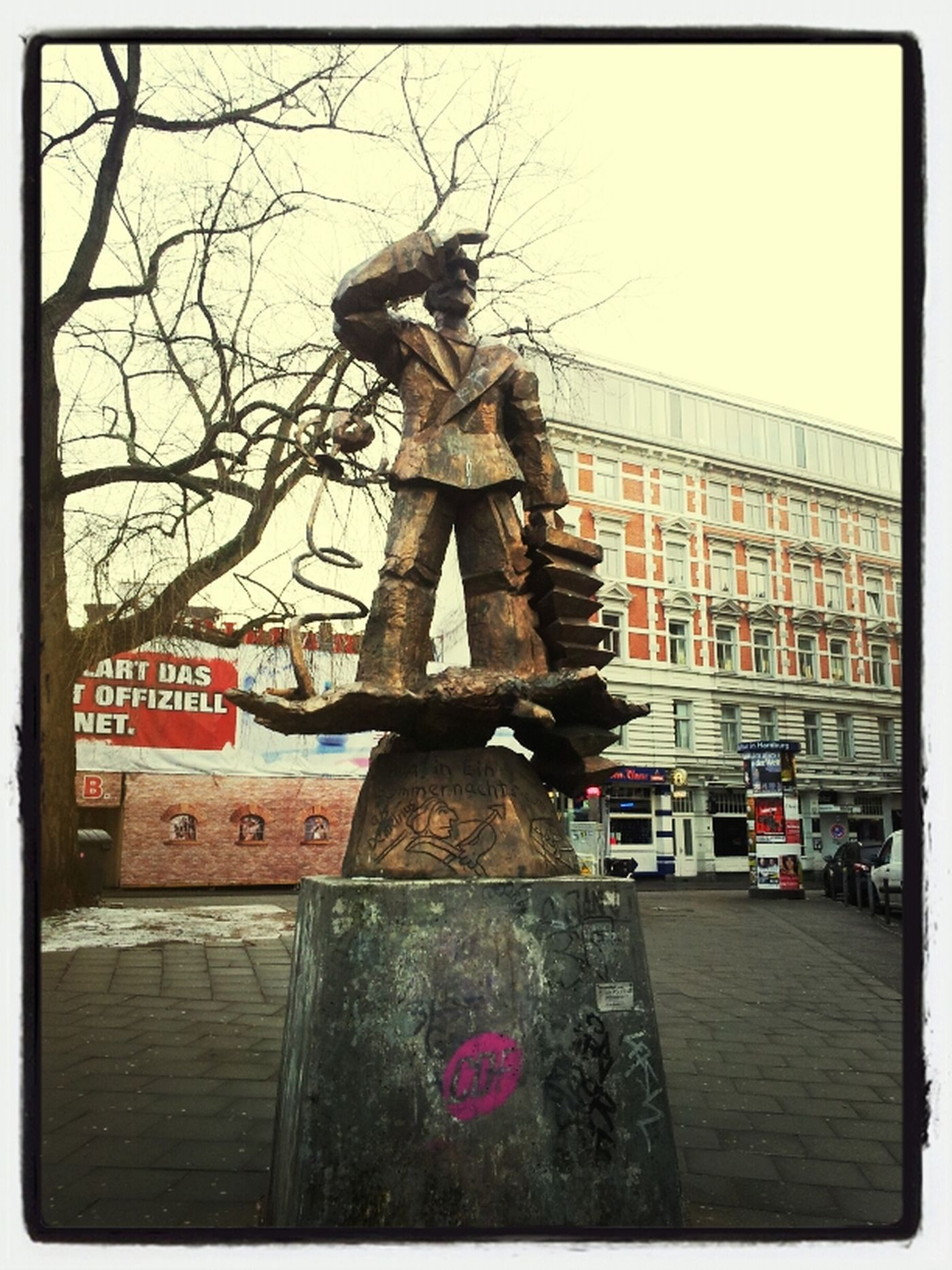 Hans Albers Platz