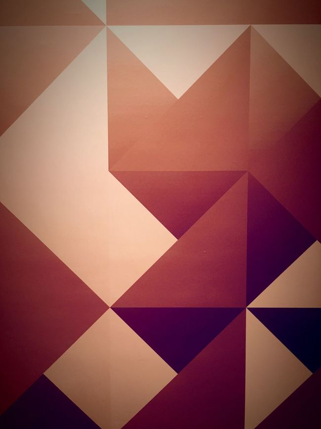 Abstract Geometric Shapes Geometric Abstraction Triangular Pattern IPhoneography