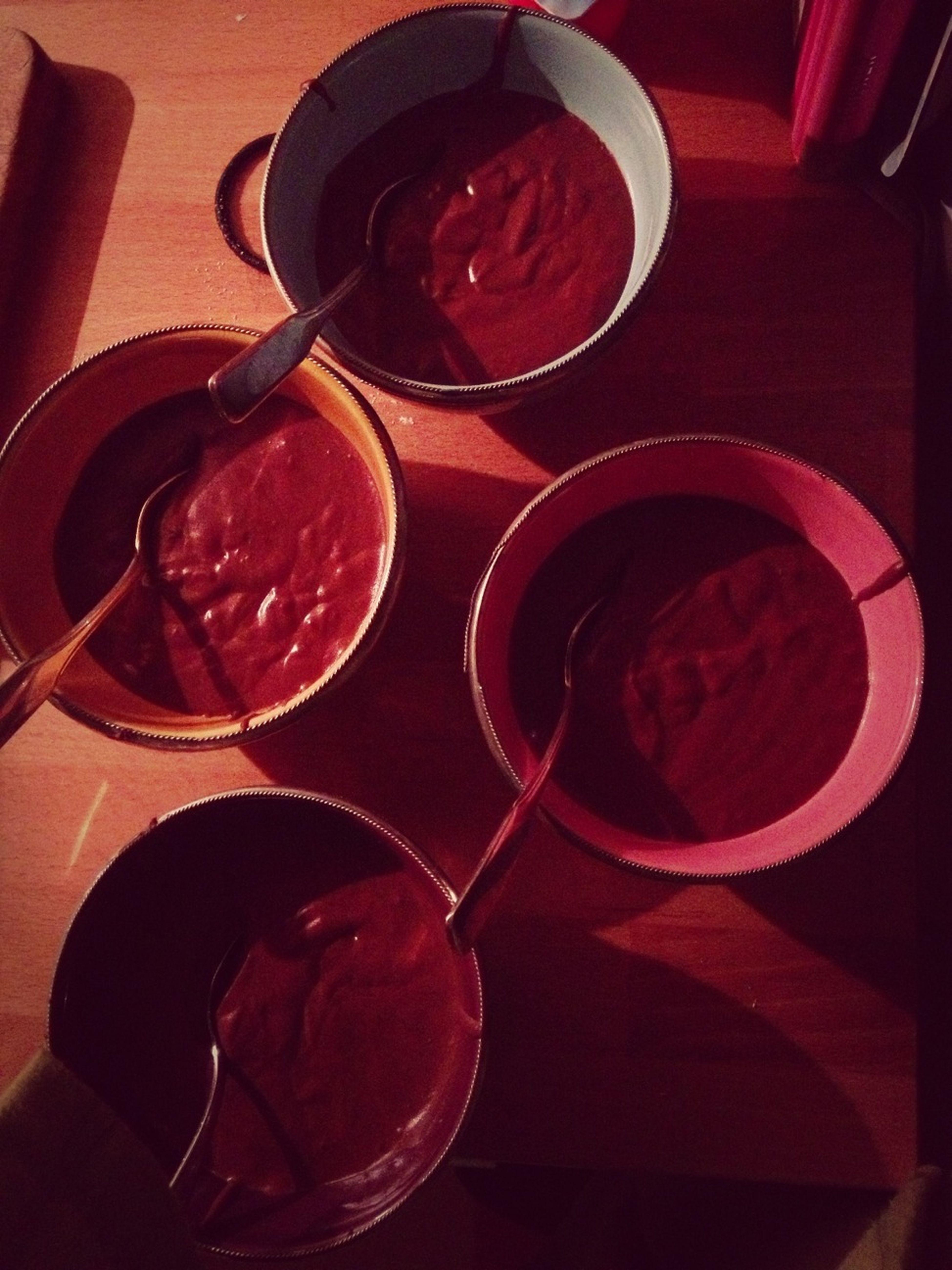 Mousse Au Chocolat#by Night
