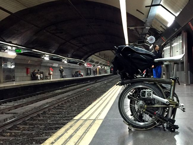 I Love Bikes My Way Of Transport From My Point Of View Bike Barcelona