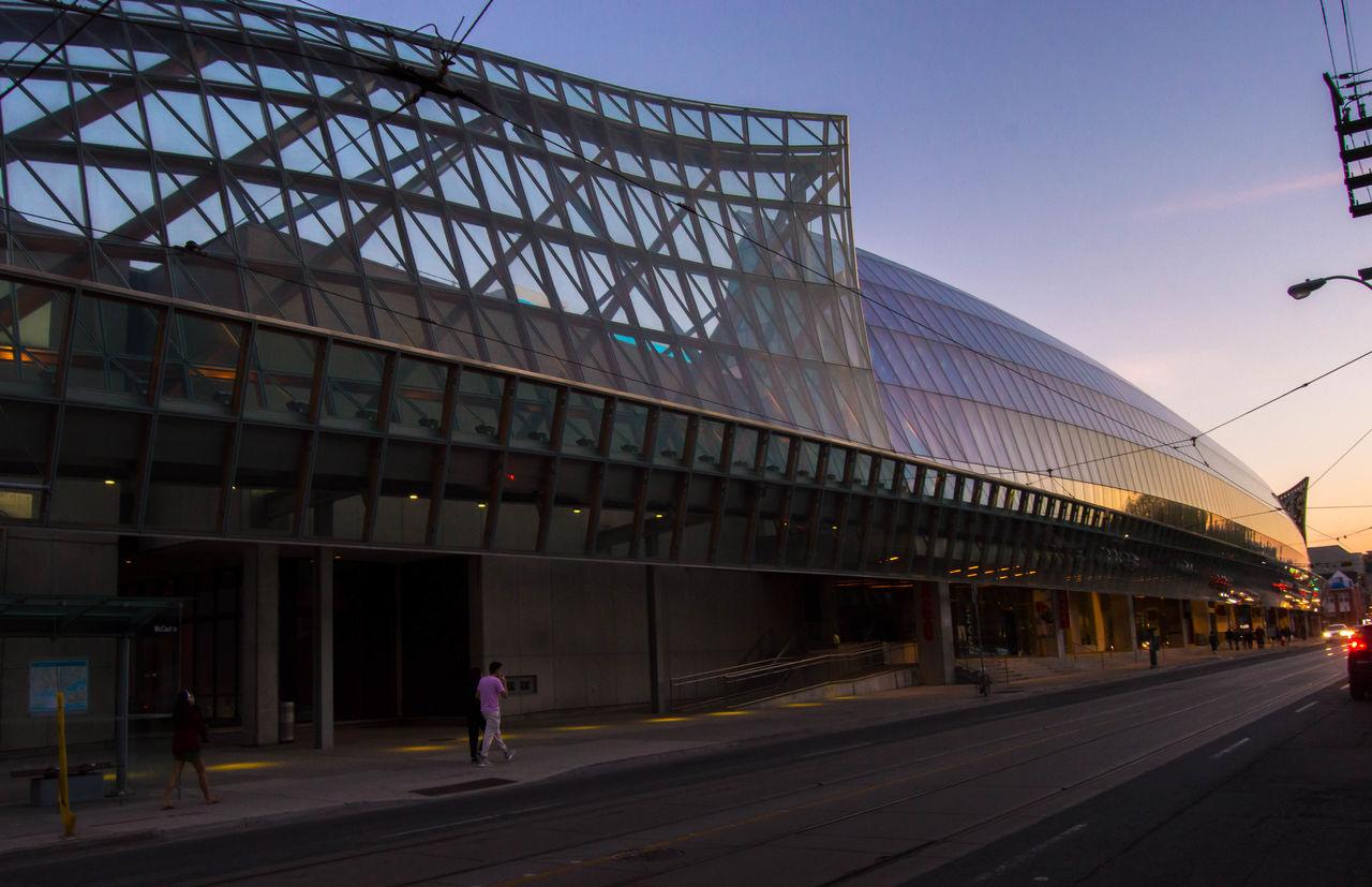 Art Gallery of Ontario in Toronto Architecture Art Gallery Of Ontario Built Structure Clear Sky Frank Gehry Ontario Art Galler Sky Toronto