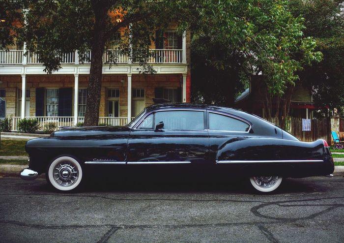 Caddy Transportation Classic Cars Cruisin' Cadillac