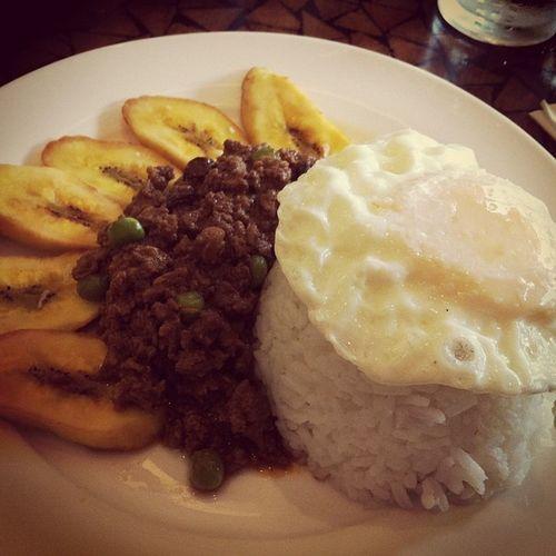 Sarap! Pinoy Cuisine Cafeviamare Rockwell Powerplant Makati