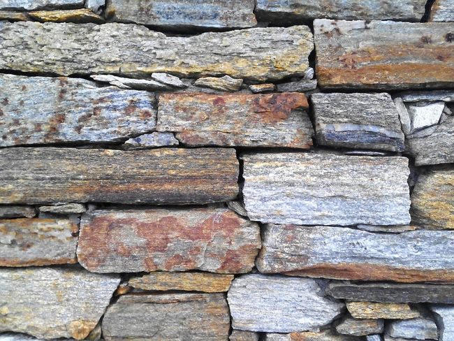 Wall Textures And Surfaces Texture And Surfaces Rockwall Oxidation Muro  Pared Piedras Pared De Piedra Oxido