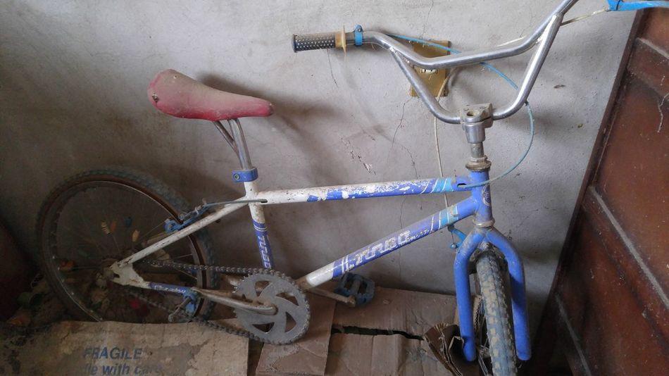 My First Bike 24 Years Ago