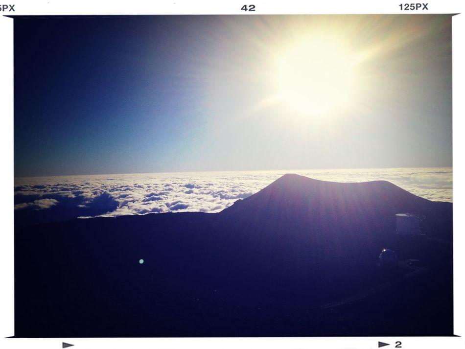 MaunaKea❄ Hawaii Cloudporn