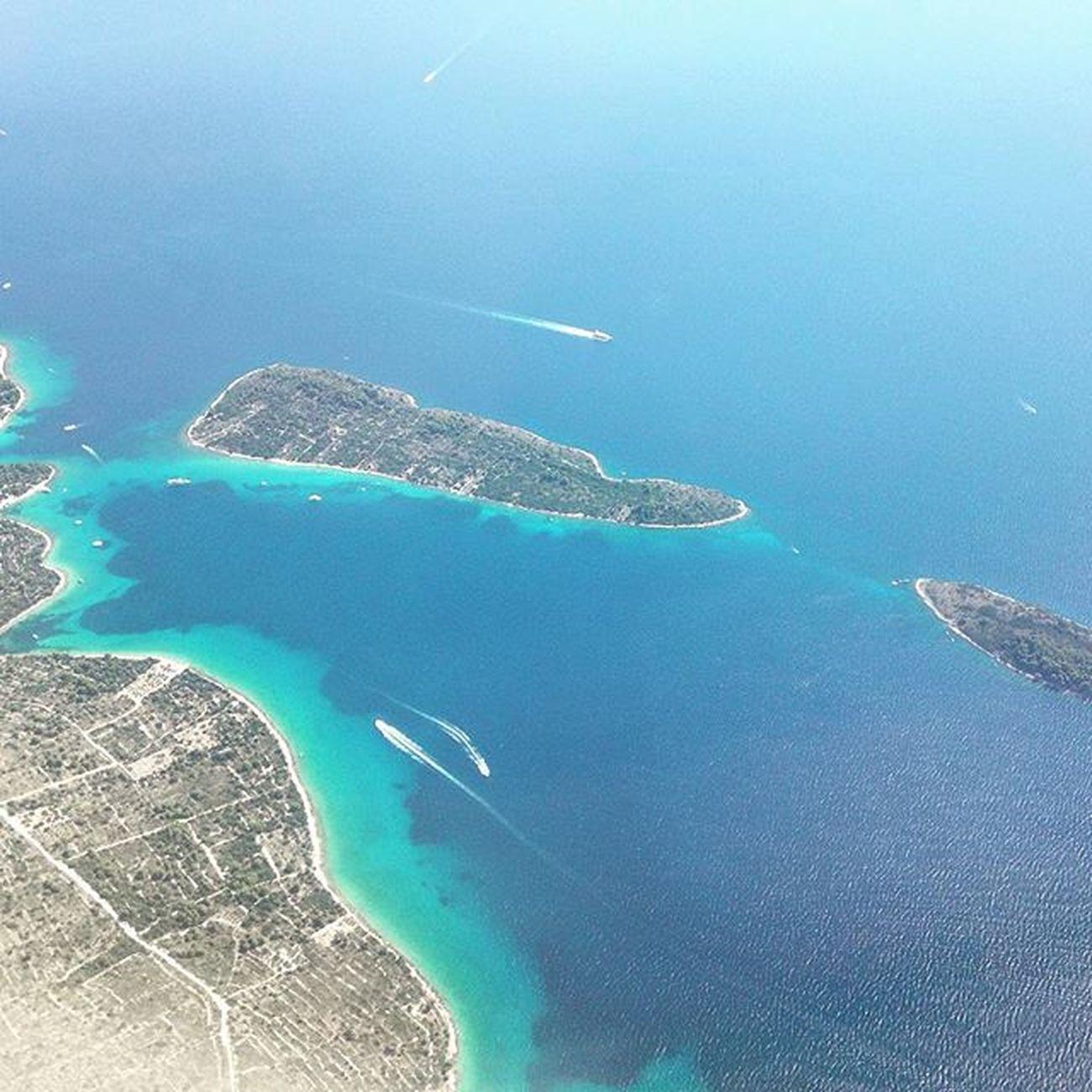 Croatia 2K15 Byplane Bluelagoon ☀
