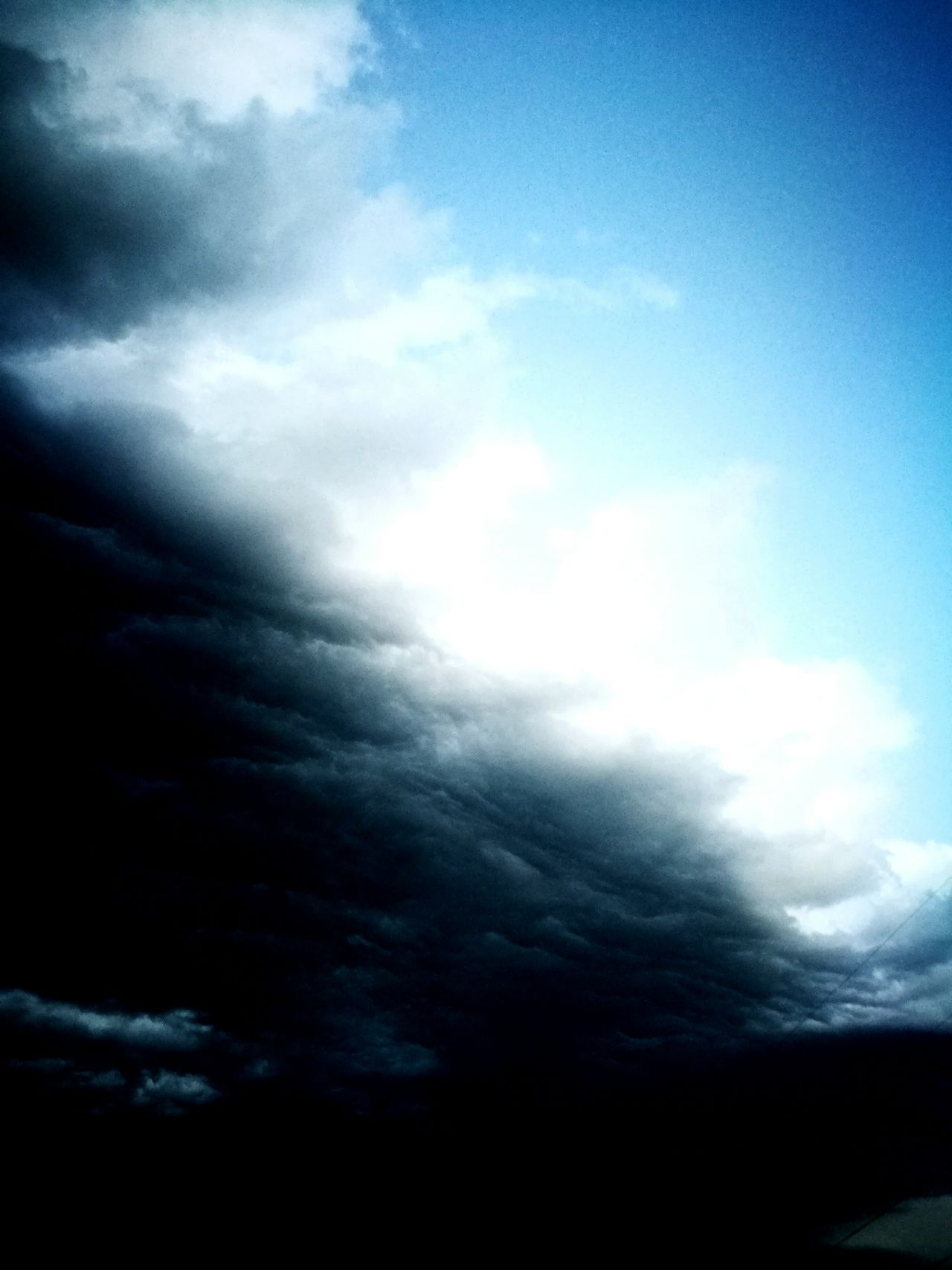 Storm Storm Cloud Weather Sky Thunderstorm Outdoors Myparadise My Favorite Place Paradise