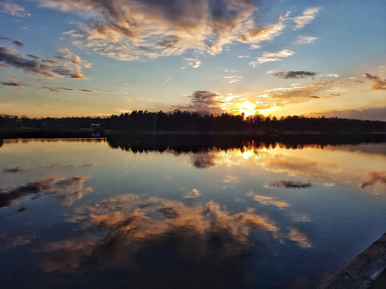 Reflection Sunset Water Lake Cloud - Sky Sky Nature Scenics Beauty In Nature Tranquility No People Outdoors Tranquil Scene Tree Day Sunset_collection Reflection Nature Beauty In Nature Malephotographerofthemonth EyeEm Nature Lover