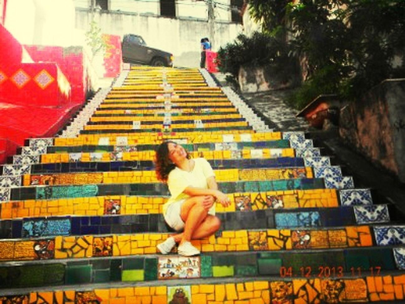 I love Rio de Janeiro.
