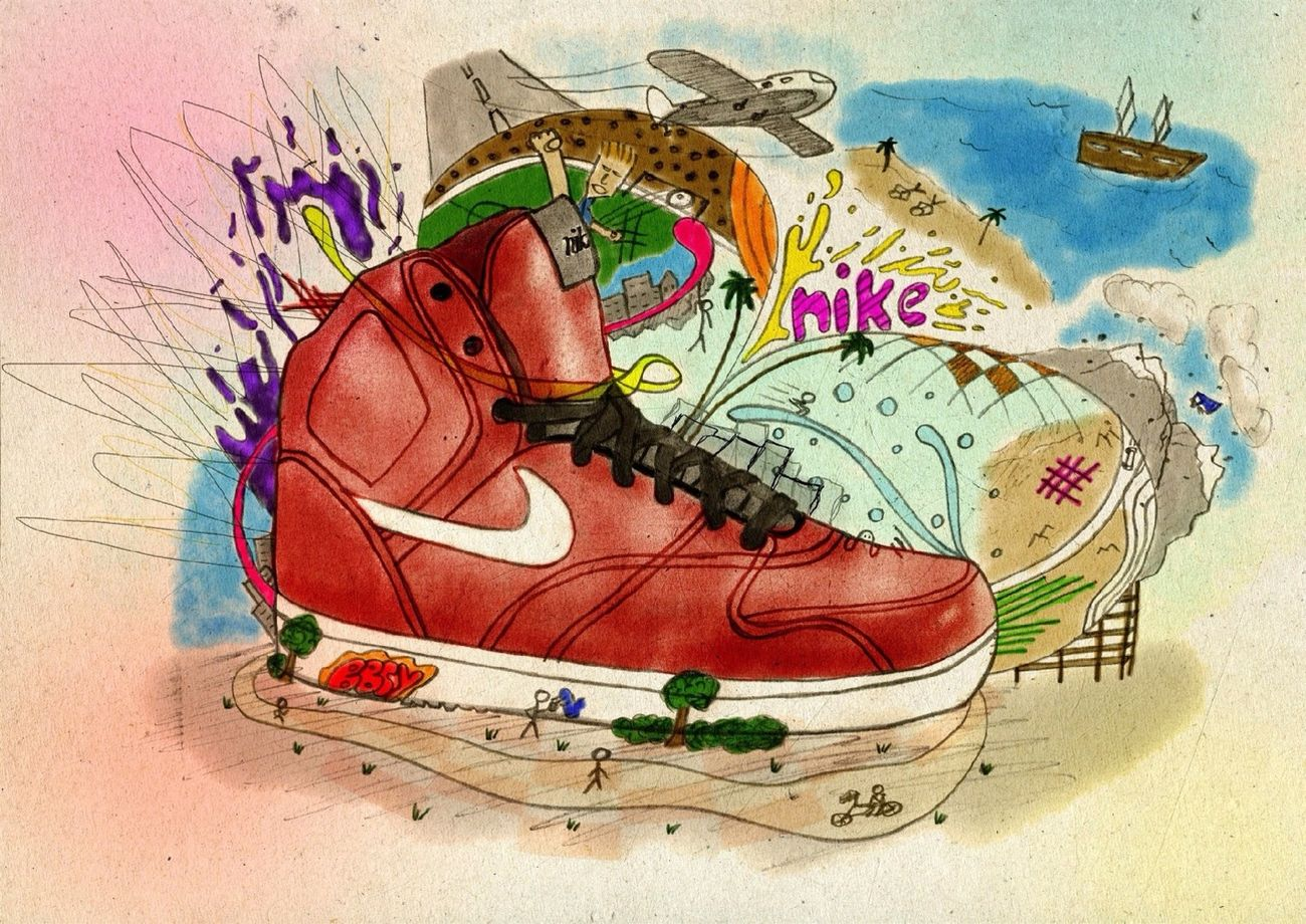Nike #JustDoIt