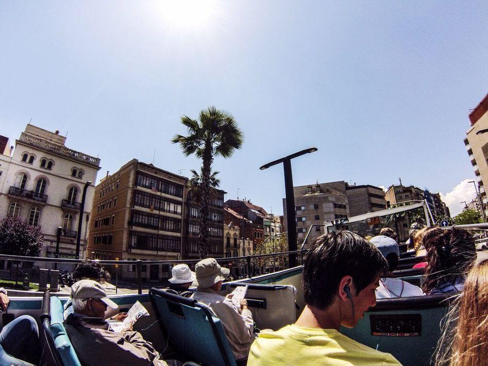 The Tourist barça Barcelona España Barcelona♡♥♡♥♡ Citybus Tourism Tourbus