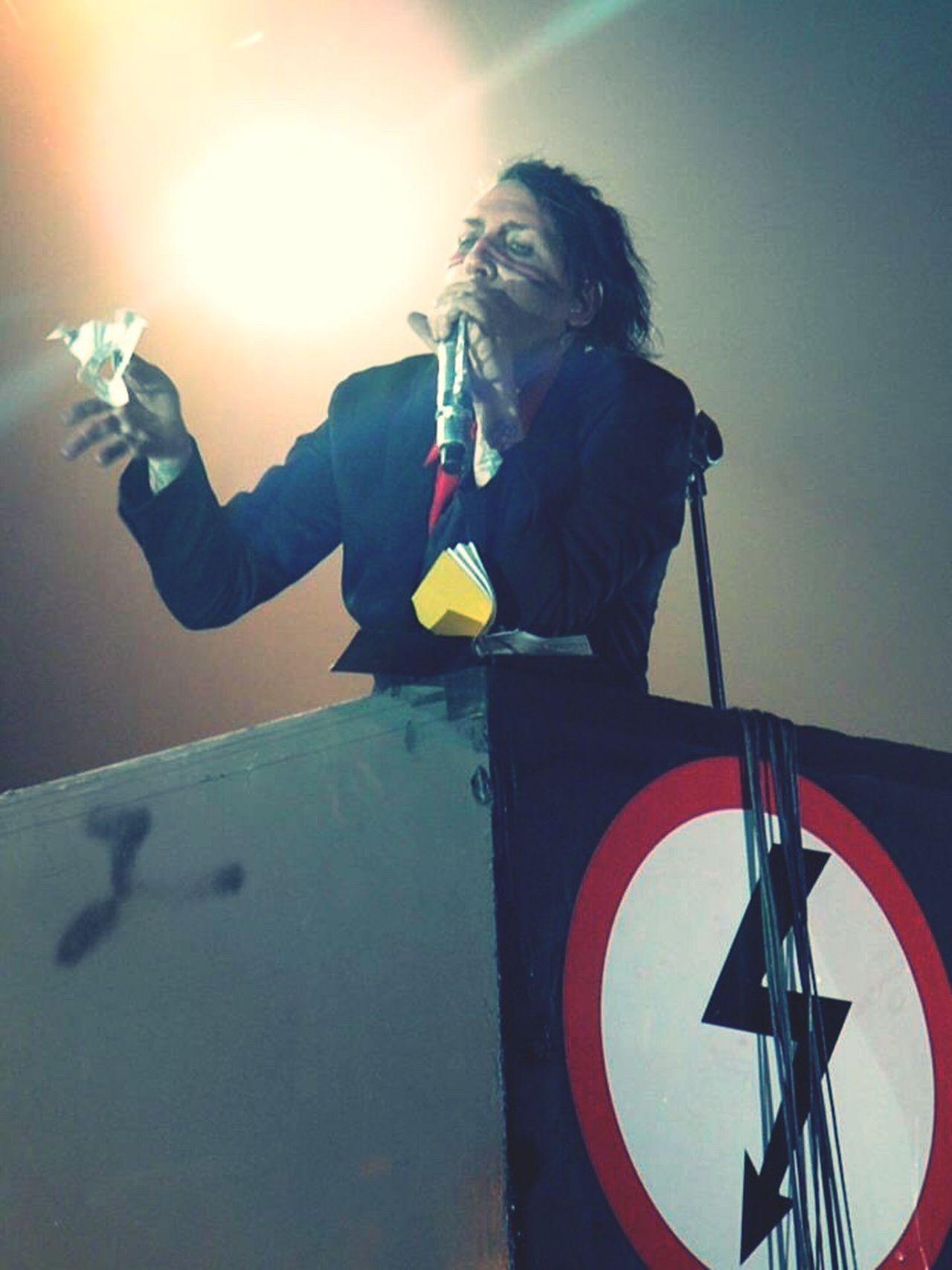 Marilyn Manson antichrist superstar Marilyn Manson Antichrist Superstar Concert Rock N Roll Portrait Live Music