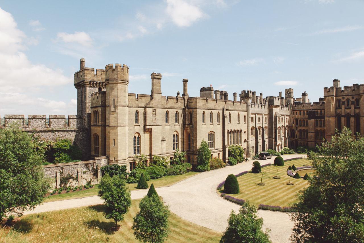Beautiful stock photos of castle, Architecture, Arundel, Arundel Castle, Building Exterior