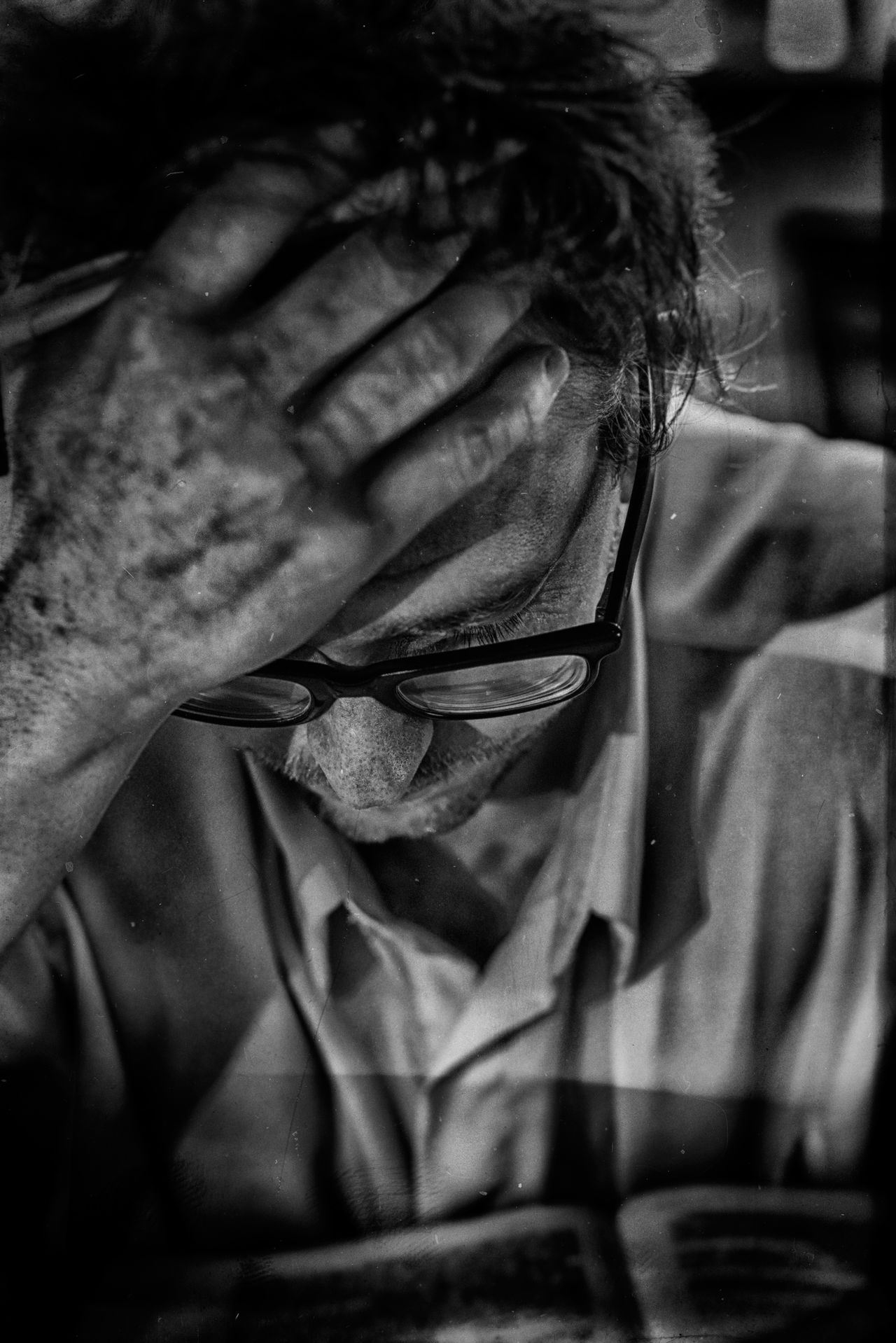 B&W Portrait Blackandwhite Black And White Black & White Portrait Depressed Depression Guy Man Popular Photos EyeEm Best Shots Niklasskur Telling Stories Differently Showing Imperfection Portrait Of A Man  Portrait Photography Faces Of EyeEm Dyslexia Dyslexic  Dyslectic Dyslect