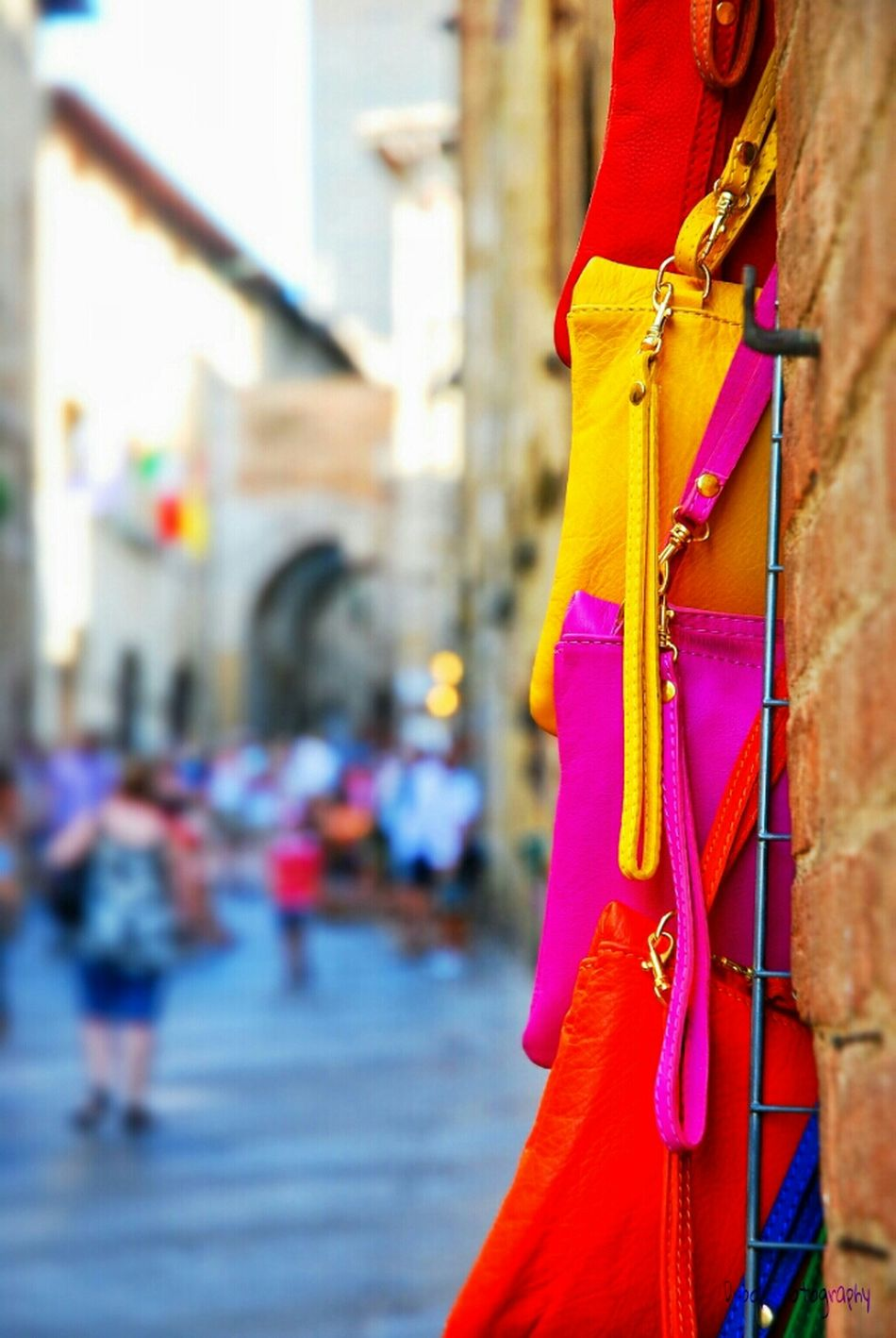 Streetphotography Colours Dof