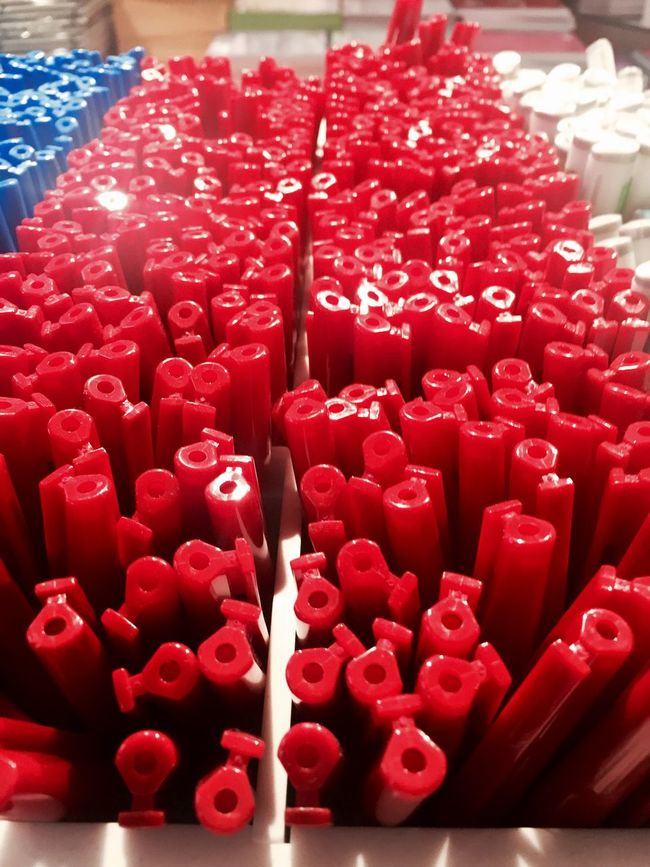 More Pens! Pens Red Pens Stationary Pens Pens And More Pens Shop Display Of Pens