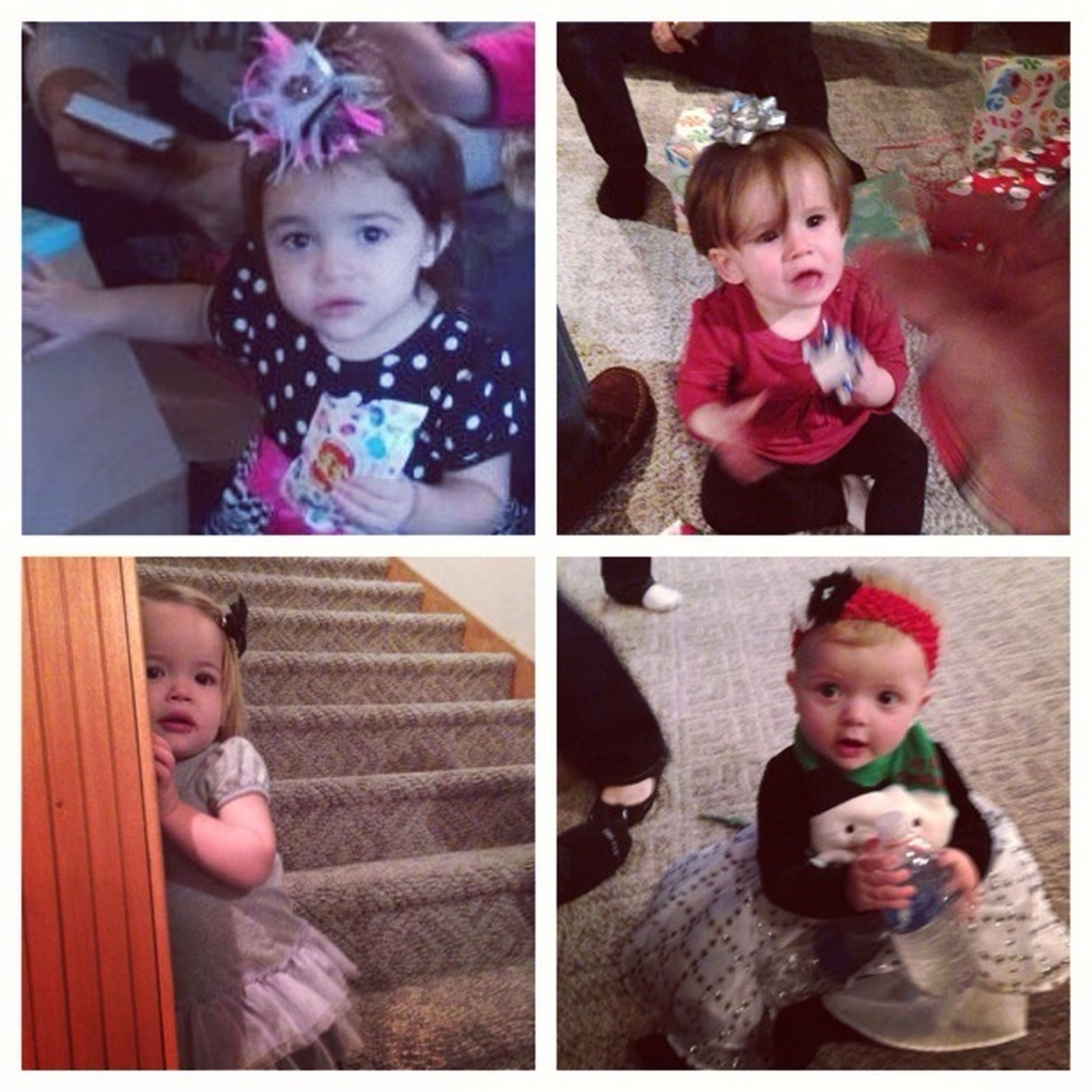 Just a few of my baby cousins