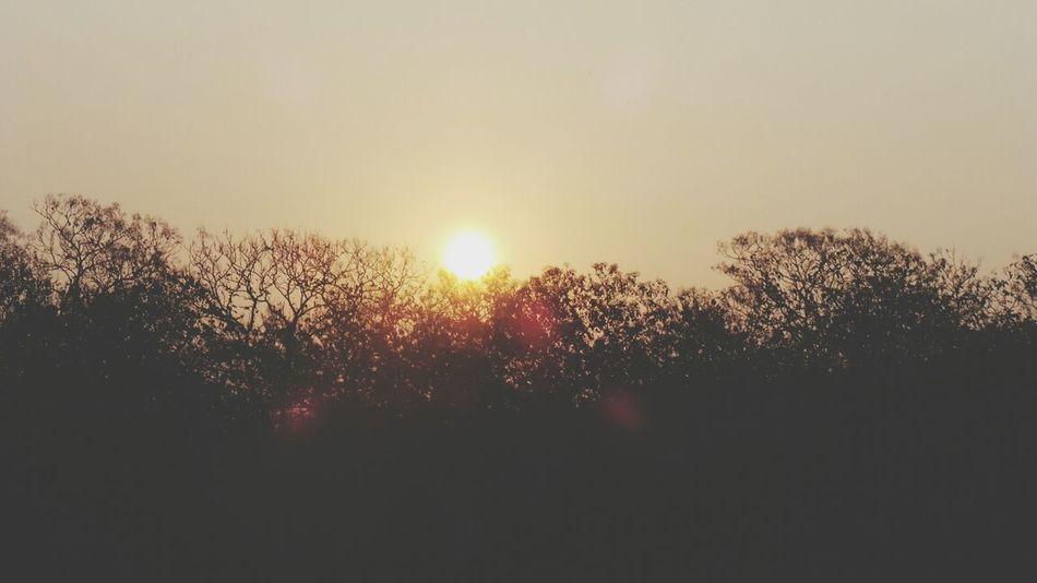 Sunset at Maesariang Goodbye Sun Collection