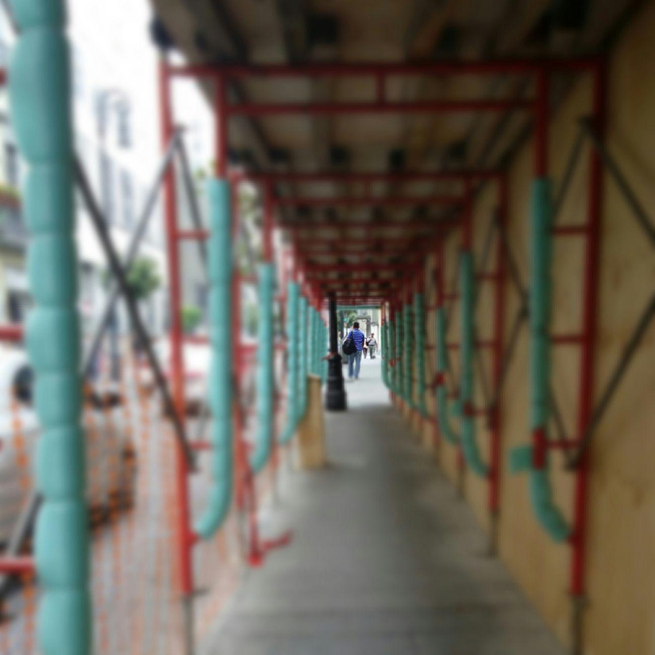 Calles En Ruinas Dando El Rol Hello World Esto Es Mexico Old Structures