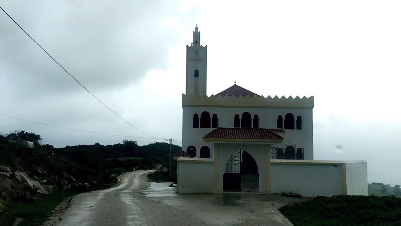 Religion Mosque Marocco Tanger
