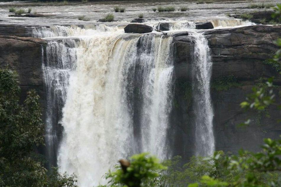 Athripally Falls Nature
