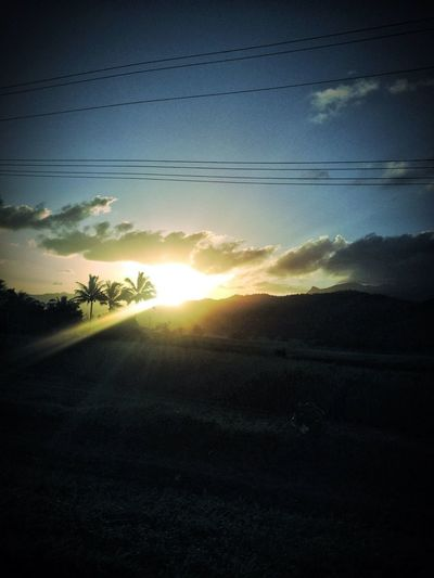 On the road trip to cairns