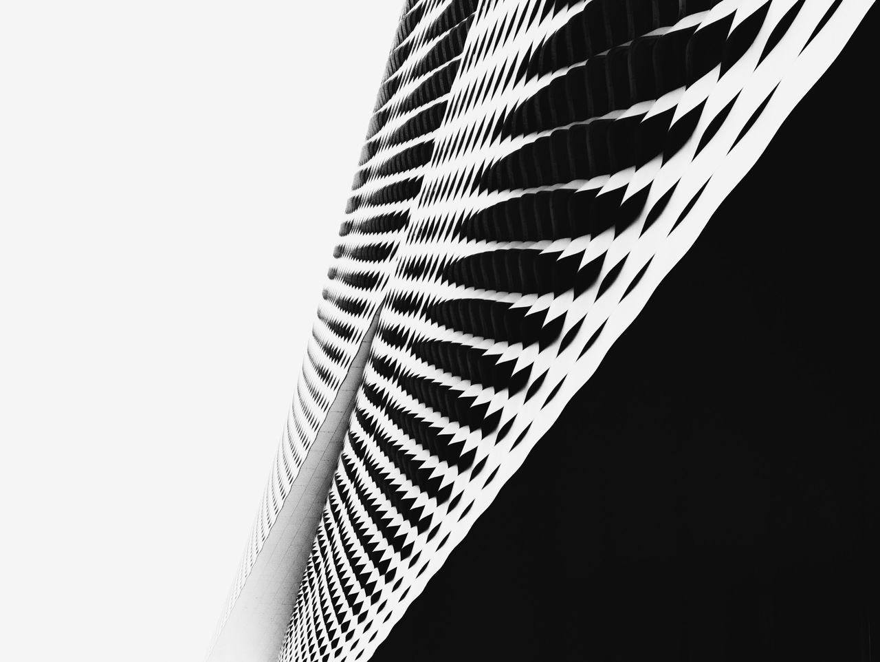 Low Angle View Clear Sky No People Built Structure Outdoors Architecture Day Skyscraper White Background Basel Switzerland Black & White Street The Architect - 2017 EyeEm Awards