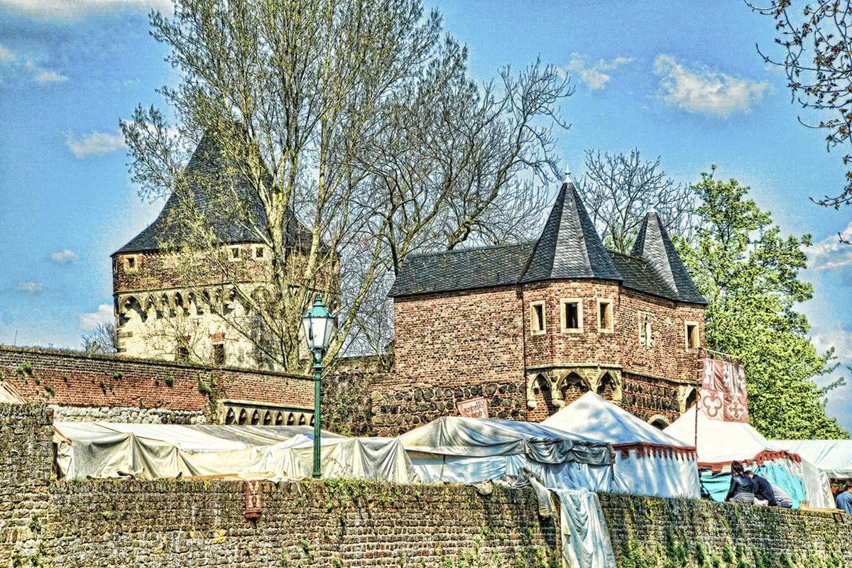 Stadtmauer Architecture Building Exterior Built Structure Burg Nature Old Outdoors Stadtmauer Turm Wachturm