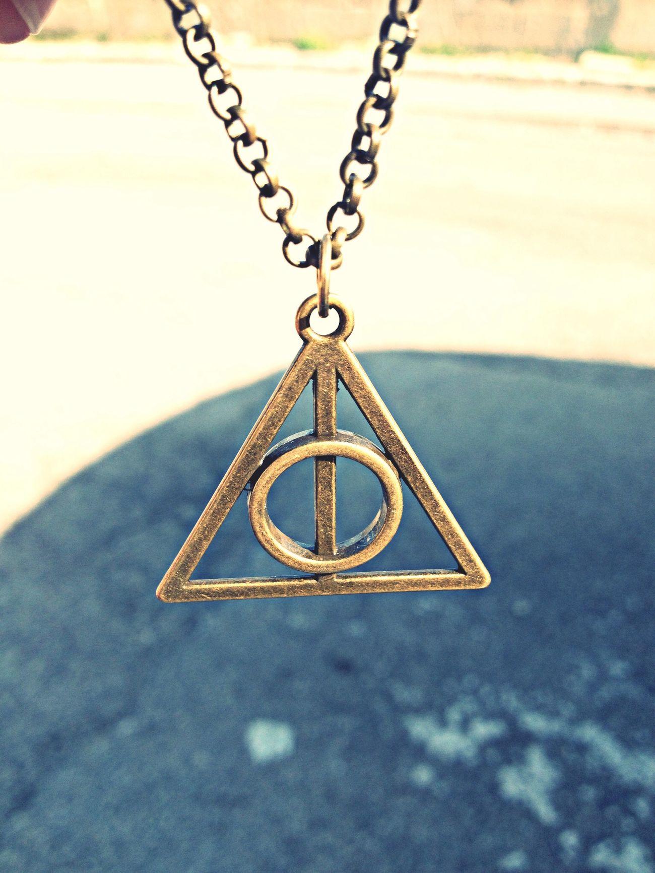 Deathly Hallows Harry ❤️