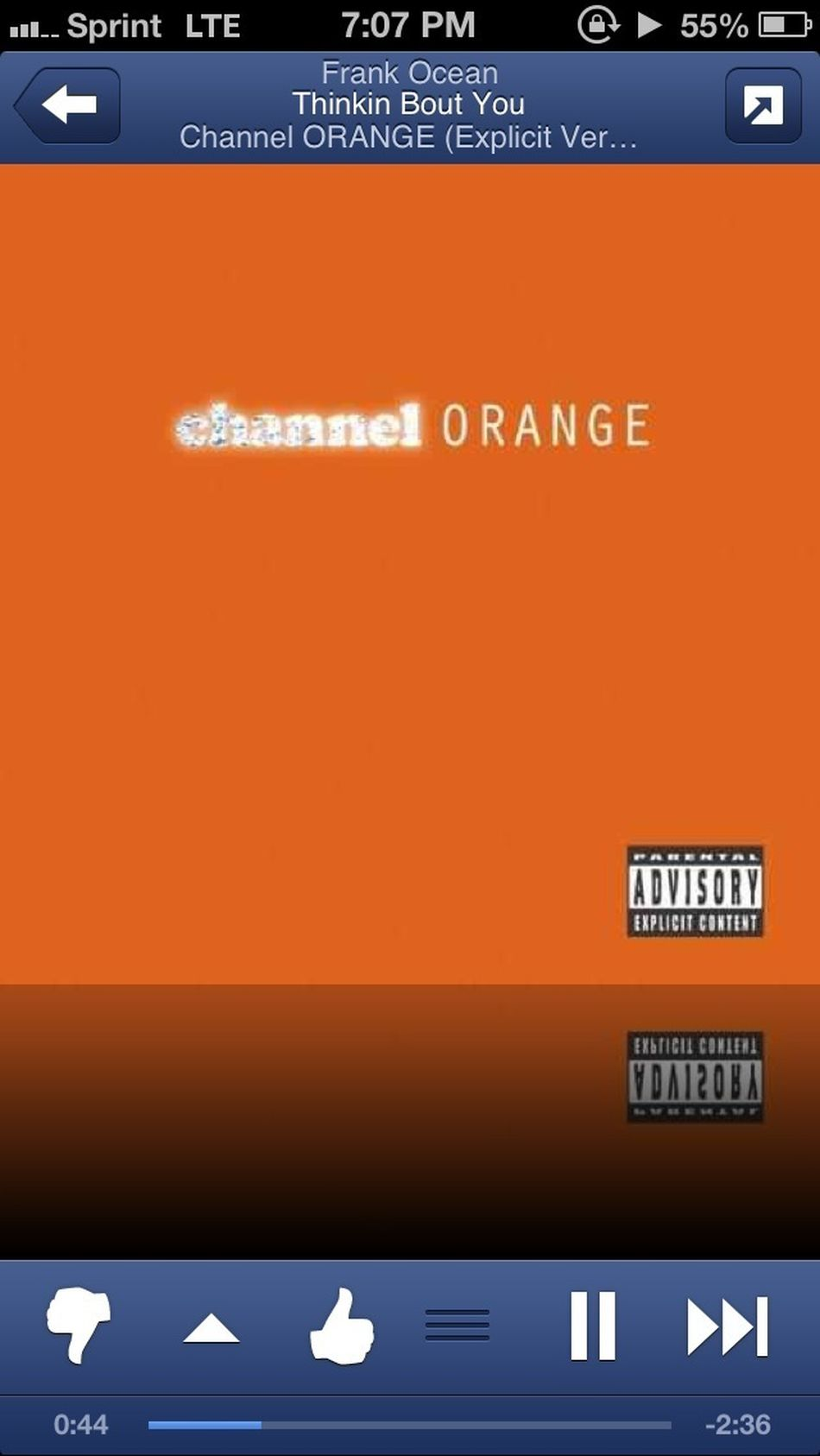 I love this song so much..