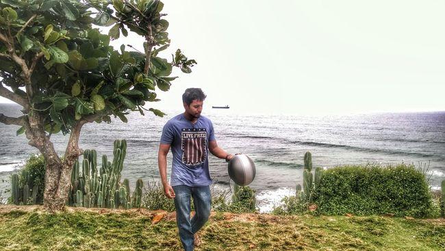 Hello World DesiBoy India Letsrideaway Movingforward Long Drive Beachside Seapiont Me Myself And I