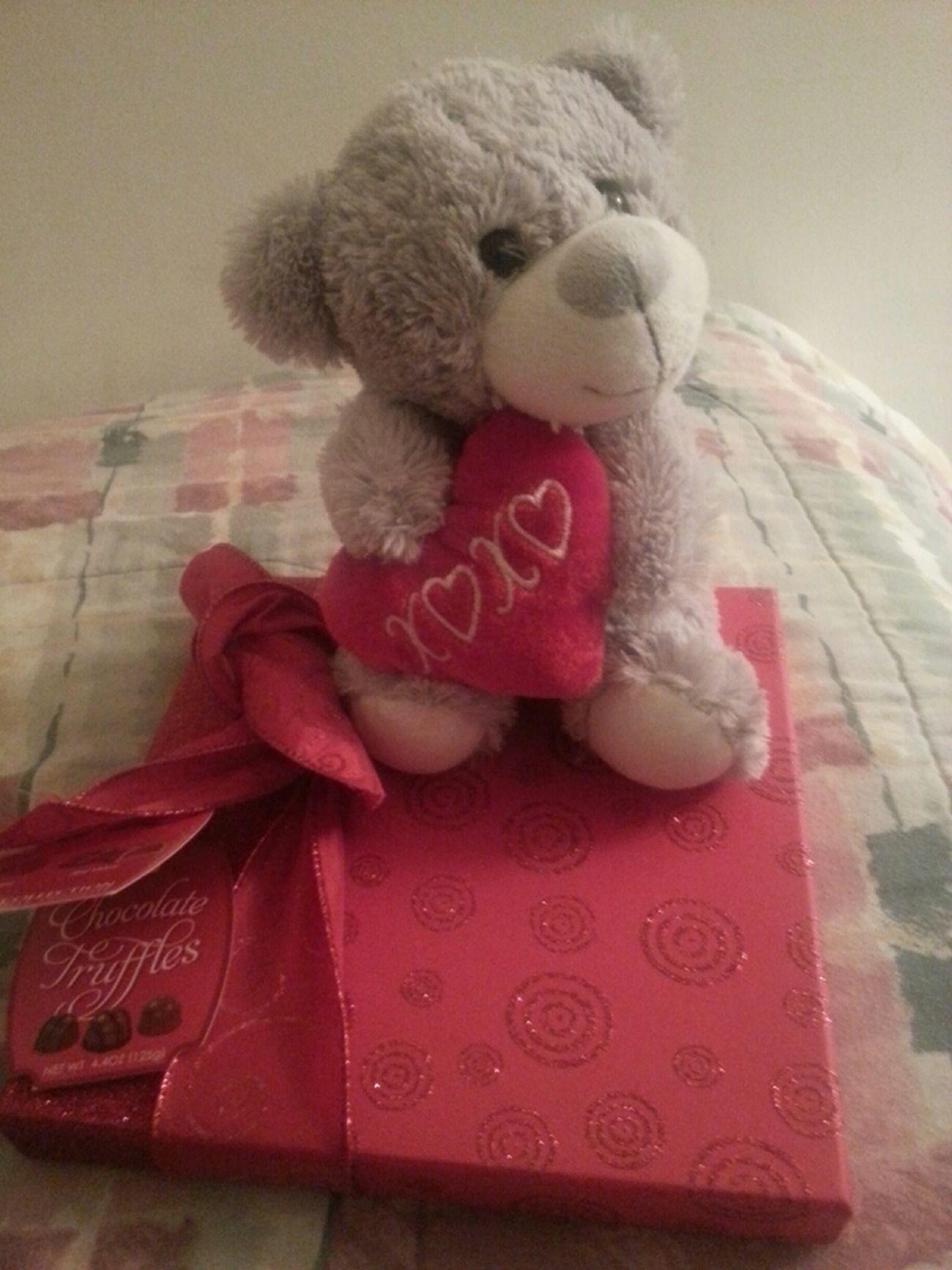 What My Boo Got Me Gor Valentine's Day <3