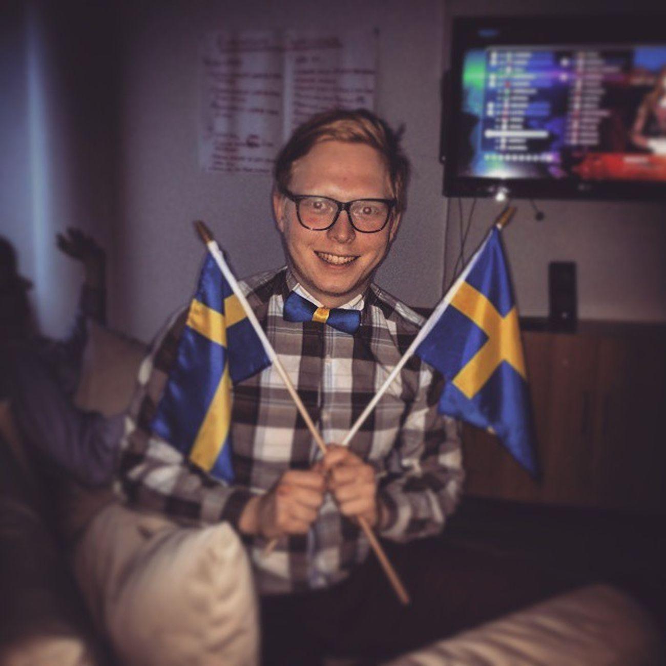 Áfram Svíþjóð. Swe 12stig Sweden Eurovision