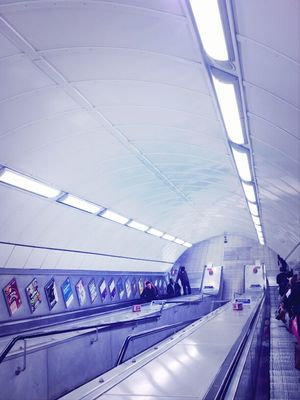 subway at EyeEm HQ by Heylow Gurk
