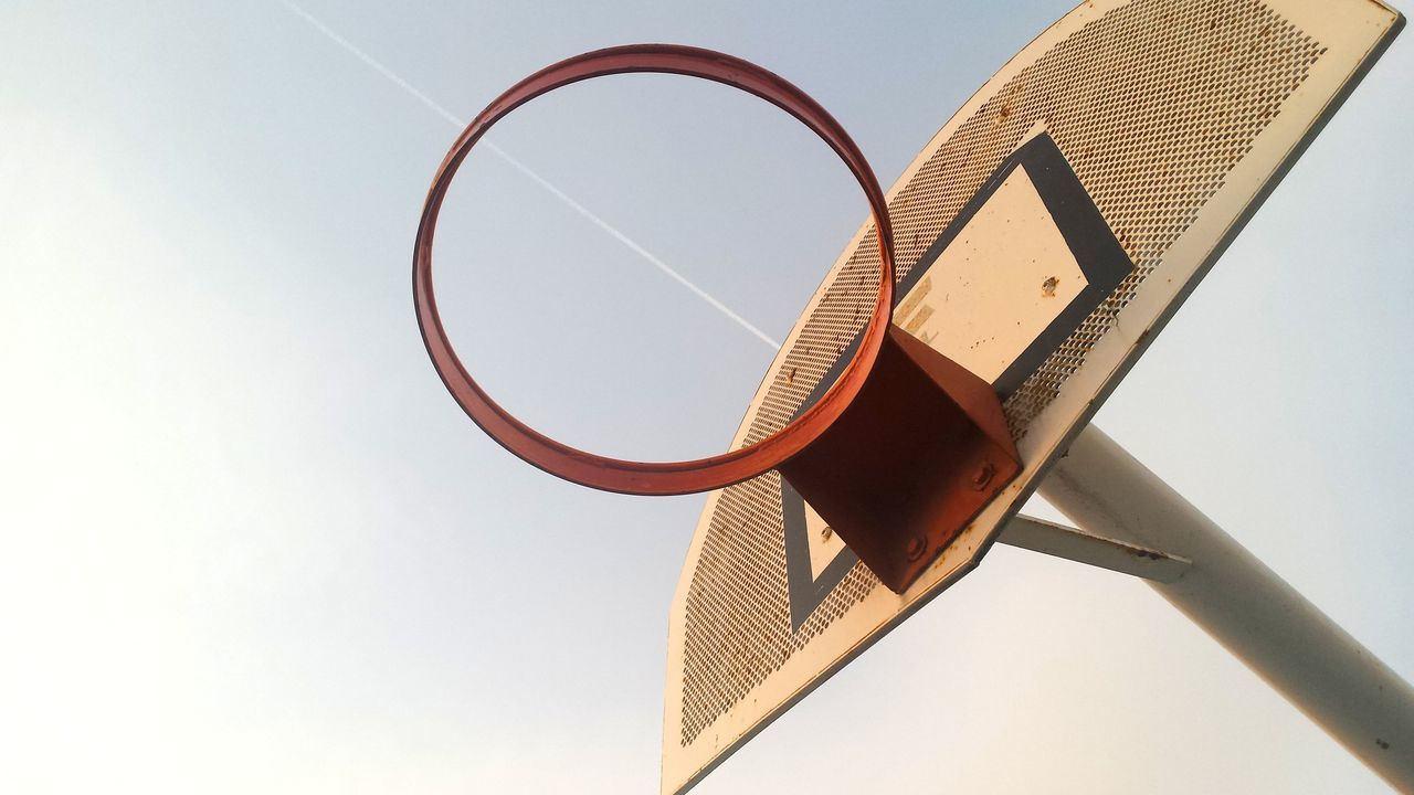 Beautiful stock photos of sports, Basketball - Sport, Basketball Hoop, Circle, Day